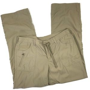 The North Face hiking pants with pockets